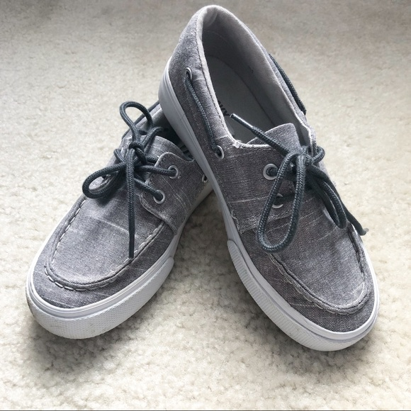 Old Navy Other - Old Navy Gray Loafers